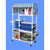Care Products, Inc. 48 Qt. Hydration Rolling Ice Cart/Water Cooler