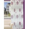 Splendid Floryda Single Curtain Panel