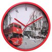 Splendid 22.5cm Bus Wall Clock