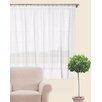Splendid Winter Single Curtain Panel