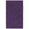 Nance Industries Ourspace Bright Purple Area Rug