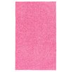 Nance Industries Ourspace Bright Pink Area Rug