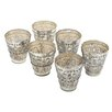 Serene Spaces Living Glass Votive (Set of 6)