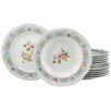 Lily Manor Adem 12 Piece Dinnerware Set