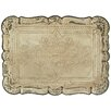 Lily Manor Etched Tray