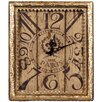 Lily Manor Madeleine Metal Wall Clock