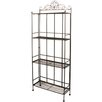 Lily Manor Necaise 124.46cm Bookcase