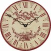 Lily Manor 36cm French Toile Wall Clock