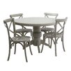 Lily Manor Baume Dining Table and 4 Chairs