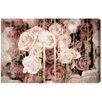 Lily Manor 'Shabby Elegance Romance' Graphic Art Wrapped on Canvas