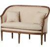 Lily Manor Aurillac 2 Seater Sofa
