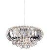 Fairmont Park Selma 1 Light Crystal Pendant