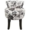 Fairmont Park Tunbridge Wells Upholstered Dressing Table Stool