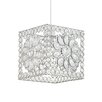 Fairmont Park Netter 1 Light Crystal Pendant