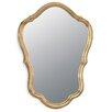Fairmont Park Elkins Gilt Leaf Mirror