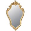 Fairmont Park Gilt Leaf Mirror
