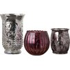 Fairmont Park Yarm 3 Piece Vase Set