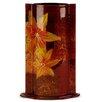 Jasmine Art Glass Glass Base Vase