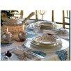 La Cartuja De Sevilla Flor De Lis 42 Dinnerware Set
