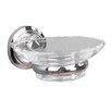 Valsan Oslo Glass Soap Dish Holder