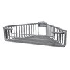Valsan Essentials Detachable Corner Wire Soap Basket