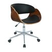 Flash Furniture Mid Back Leather Conference Chair With Swivel Reviews