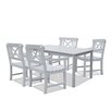 Vifah Bradley 6 Seater Dining Set