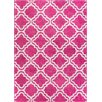 Well Woven StarBright Pink Area Rug