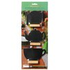 VermesBV Teapot/Plate/Cup Free-Standing Chalkboard 16cm H x 42cm W (Set of 2)