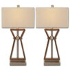 """Urban Designs The Master 32"""" H Table Lamp (Set of 2)"""
