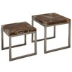Urban Designs 2 Piece Nesting Table