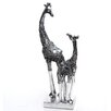 Burkina Home Decor Decorative Giraffe Figurine
