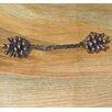 "Timber Bronze 53, LLC Lodgepole Pine Cone Drawer 4"" Center Bar Pull"