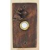 Timber Bronze 53, LLC Beaver Rectangular Doorbell Button