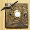 Timber Bronze 53, LLC Goose Square Doorbell Button