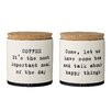 Bloomingville 2 Piece Ceramic Jar Set