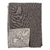 Bloomingville Knitted Wool Throw