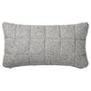 Bloomingville Quilted Recycled Wool Throw Pillow