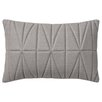 Bloomingville Quilted Felt Throw Pillow
