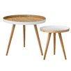 Bloomingville 2 Piece End Table Set