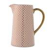 Bloomingville Henrietta Ceramic Water Pitcher