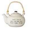 Bloomingville Josephine Ceramic Teapot