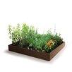 4 ft x 4 ft Composite Wood Raised Garden - DFOmer Planters