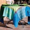 La Maisonnette Soleou Anis Tablecloth