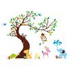 RetailSource Forest Sway Wall Decal