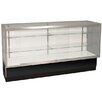 KC Store Fixtures Front Open Aluminum Frame Showcase with Light