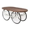 TheWoodTimes Bike coffee table
