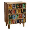 TheWoodTimes Letters Sideboard