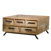 TheWoodTimes Herm Coffee Table
