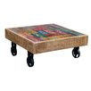 TheWoodTimes Madeleine Coffee Table